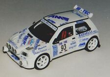 RENAULT CLIO KIT  BIANCHI RALLY MONZA 1999 DECALS SERIGRAFIA 1/43
