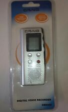 Craig Electronics CR8000 Digital Voice Recorder - New - Sealed - Retail pack