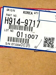 H9149717-GENUINE RICOH (B173-9666) Fuser Unit, OEM
