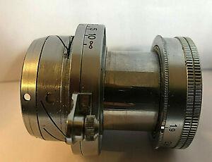 Lens Foca Oplarex 1.9/5cm