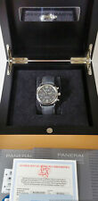 Panerai PAM369 Chronograph Radiomir Stainless Steel Automatic 42mm Box Papers