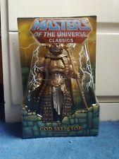 GOD SKELETOR - Masters of the Universe Classics - MIB William Stout - Super 7