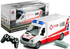 RC Car Rettungswagen Krankenwagen Sanka 1:18 ferngesteuert RTR Komplettset