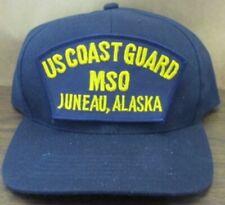 New cap hat Uscg Us Coast Guard Marine Service Office Juneau Alaska