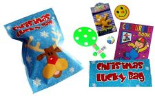 100 LUCKY DIP FILLED PARTY BAGS BOYS GIRLS CHRISTMAS STOCKING FILLERS PARTY Xmas