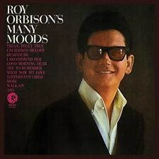 Roy Orbison Roy Orbisons Many Moods LP Vinyl 33rpm