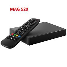 Infomir Mag 520 2021 Model MAG520 INFOMIR MAG 520 IPTV Set-Top-Box NEW