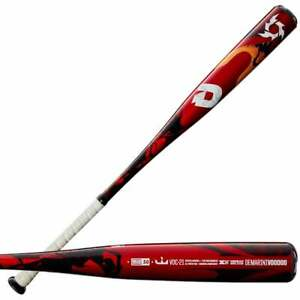 "2021 DeMarini Voodoo One 33"" 30 (-3) New in wrapper with a valid dealer receipt"