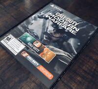 Call Of Duty Modern Warfare PS4 Dark Endowment Calling Card DLC Slip (No Game)