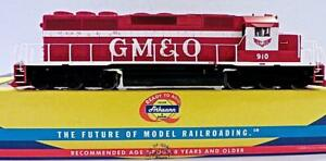 Scarce HO Athearn 93593 Gulf Mobil & Ohio SD-40 Diesel DCC Ready NEW (278RX)