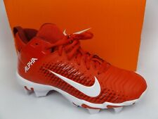 NEW Kids Boys Nike Alpha Menace 2 Shark Football Cleats Shoes, SZ 5.0 Y,  15334