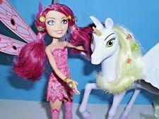 *Barbie Mattel Mia and Me und Einhorn Onchao*