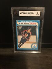 Wayne  Gretzky RC  rookie card Opc o- pee-Chee Best One i've Seen 1979 #18