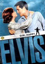 NEW DVD - GIRL HAPPY  - Elvis Presley, Shelley Fabares, Harold J. Stone,