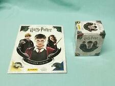 Panini Harry Potter Saga 2020 Sticker & Cards Sammelalbum + 1 Display 36 Tüten