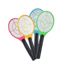 Mosquito SwatteKiller Electric Tennis Bat Handheld Racket Insect Fly Bug Wasp KI