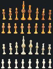 JEU D'ECHECS BOULES DE CANTON XIXème  / chess set c. 19th