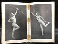 lot 2 Albert Arthur Allen female nude photography books Pin Up ALO Studies