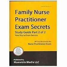 Family Nurse Practitioner Exam Secrets Study Guide : NP Test Review for the...