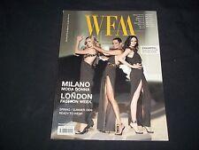2008 NOVEMBER WFM MAGAZINE #26 - GREAT WORLD FASHION ISSUE - C 4347