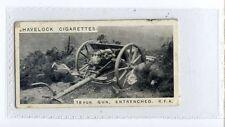 (Ju753-100)Wills Havelock,Modern War Weapons,Gun Entrenched,1915 #4