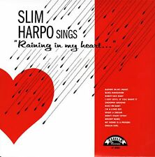 Slim Harpo Lluvia In My Corazón Excello Records Sellado Disco de Vinilo LP