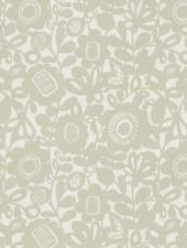 Scion Kukkia Wallpaper  Dove 111516