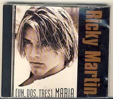 CD ricky martin - un dos tres maria