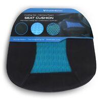 Memory Foam Gel Seat Cushion for Office Chair, Car Seat & Wheelchair