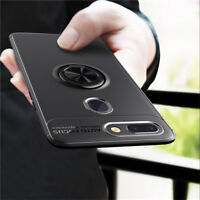 For OPPO F9 F7 F5 F3 F1S Slim Hybrid Magnetic Stand Back Shockproof Case Cover