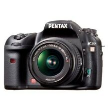 USED Pentax K20D 14.6MP with DA 18-55mm f/3.5-5.6 AL II Excellent FREESHIPPING