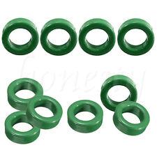 10Pcs 14mm x 8mm x 6mm Round Green Transformers Toroid Ferrite Cores