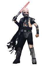 Star Wars Kids Darth Vader Battle Damaged Costume,M,Age 5-7, HEIGHT 127 - 137 cm