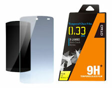 Tempered Glass Mobile Phone Screen Protectors for LG
