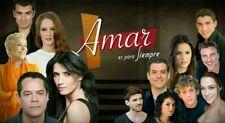 AMAR ES PARA SIEMPRE,ESPAÑA 42 DVDS 2013