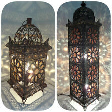 Brass Moroccan Lamps