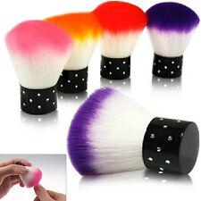 Girl Nail Brush Dust Powder Remover For Acrylic & UV Gel Nail Art Dust Cleaner