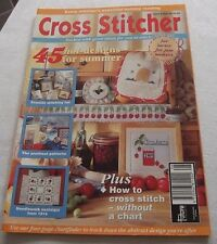 A CROSS STITCHER MAGAZINE ONLY (NO FREE GIFT) AUGUST 1993 ISSUE 9