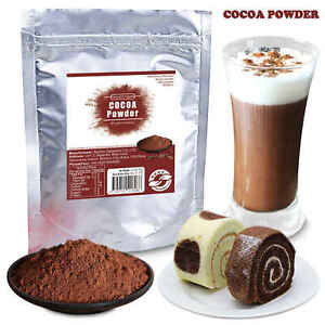 10%-14% Normal fat Dutch Cocoa Powder Pure Organic for Baking Drinking Alkalized