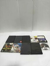 10 Sony Playstation 3 Video Games-Not Tested