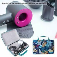 Hard Travel Case Protection Storage Bag Box for Dyson Supersonic Hair Dryer HD01