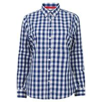 Front Row Womens Checked Cotton Shirt
