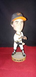 Baltimore Orioles Jim Palmer Cooperstown Collection Bobblehead #1,250