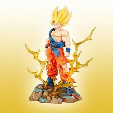Dragon Ball DBZ Super Saiyan Goku SCultures Ichiban Kuji Banpresto figure Japan