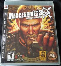 Mercenaries 2: World in Flames (Playstation 3) PS3
