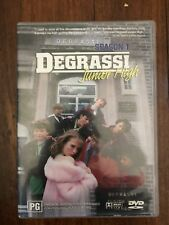 DEGRASSI JUNIOR HIGH SEASON 1 2 DISC SET DVD R4 AUS SELLER AUS RELEASE