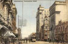 Johannesburg Commissioner Stc1910 Postcard
