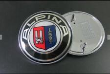 BMW Alpina Emblem 82 mm * neu * Motorhaube Kofferraum Heckklappe