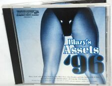 Jeff Blazy - BLAZY'S ASSETS '96 - CD, 1996 - 107.9 FM - Florida's Rock Classics