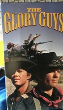 The Glory Guys (VHS) Rare 1965 Peckinpah-written western w/Tom Tryon, James Caan